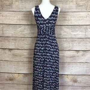Lilly Pulitzer Sloane Maxi Dress 'Oh Buoy' XS